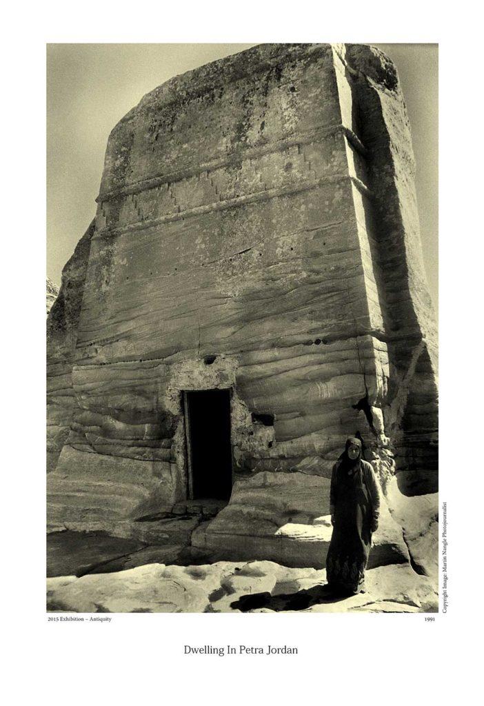 Antiquity-Petra-dwelling