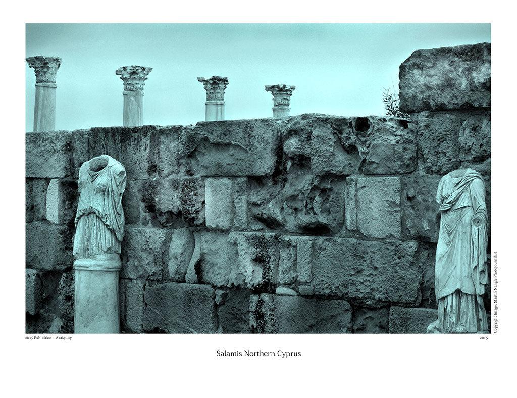 Antiquity-Salamis-Cyprus